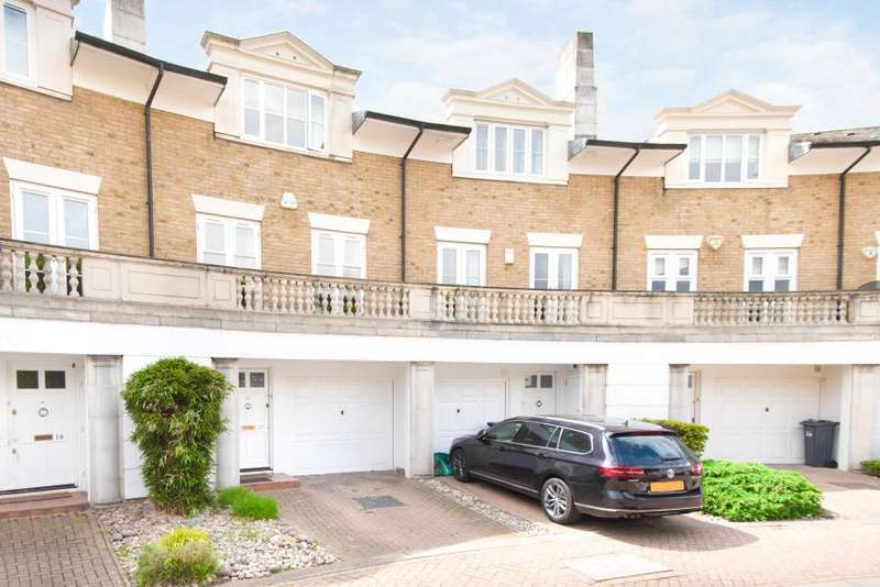 4 Bedrooms House for sale in Huntingdon Gardens, Chiswick W4