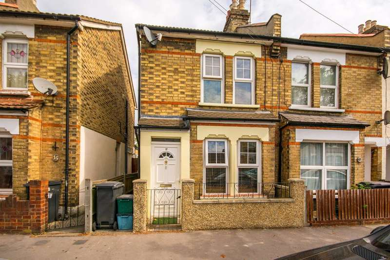 2 Bedrooms House for sale in Beaconsfield Road, Croydon, CR0