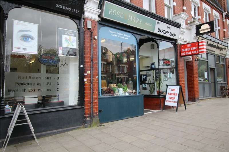 Restaurant Commercial for sale in Priory Road, London, N8