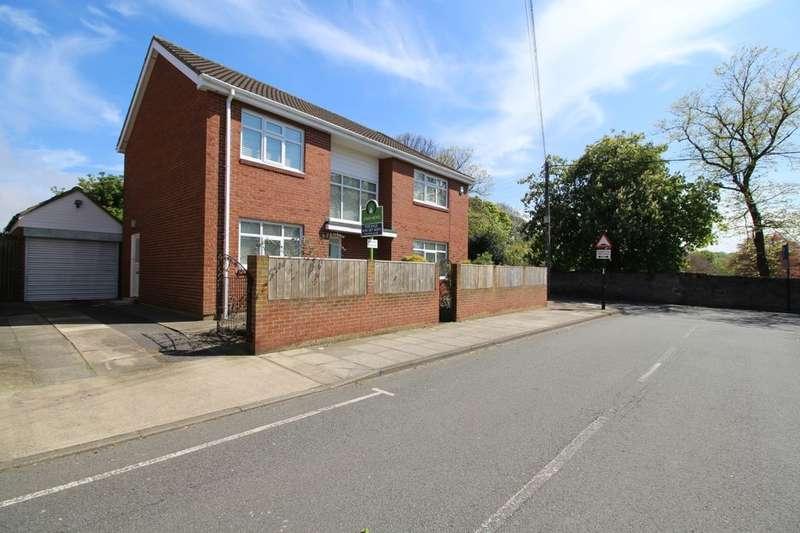 3 Bedrooms Semi Detached House for sale in Foxcover Lane, Middle Herrington, Sunderland, SR3