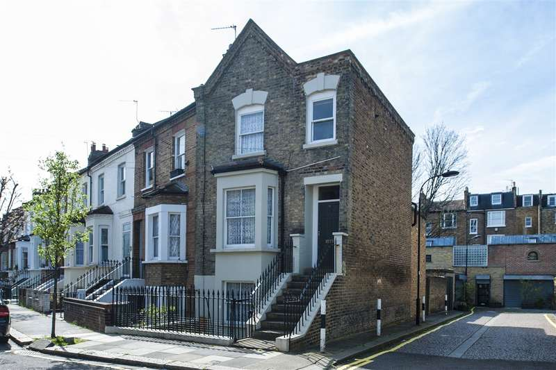 4 Bedrooms End Of Terrace House for sale in Richford Street, Hammersmith
