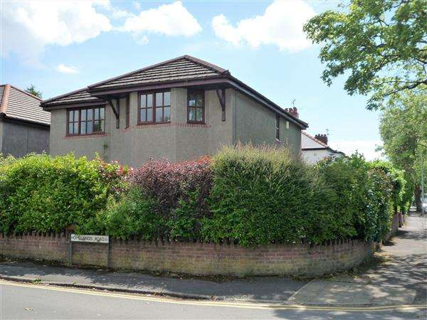 4 Bedrooms Detached House for sale in Pantbach Road, Rhiwbina, Cardiff