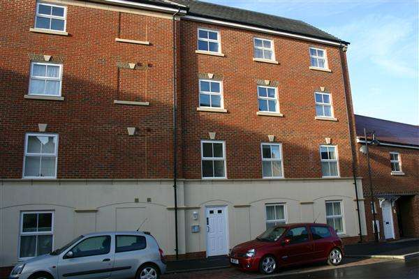 1 Bedroom Apartment Flat for sale in Delius House, 1 Arnold street, Swindon