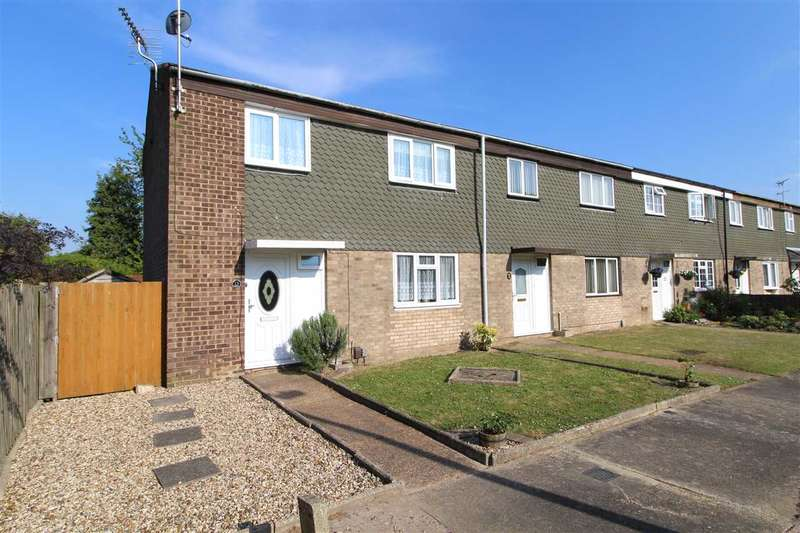 3 Bedrooms End Of Terrace House for sale in Harrison Road, Colchester