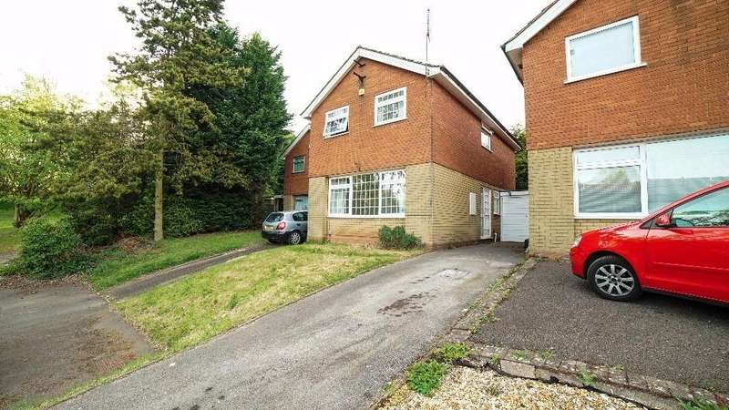 3 Bedrooms House for rent in Doulton Close, Harborne, Birmingham B32