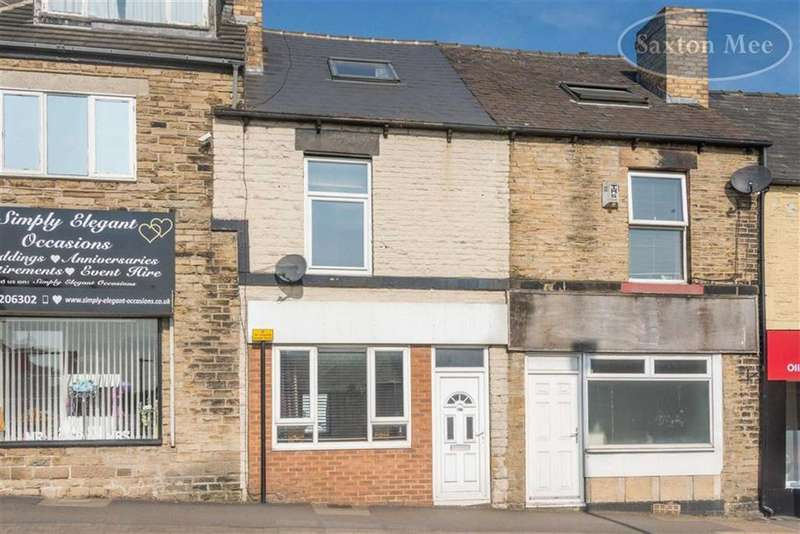 2 Bedrooms Terraced House for sale in Northfield Road, Crookes, Sheffield, S10