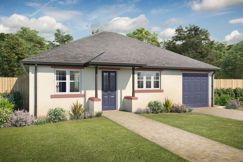 2 Bedrooms Detached Bungalow for sale in March Mount, Dumfries, DG1