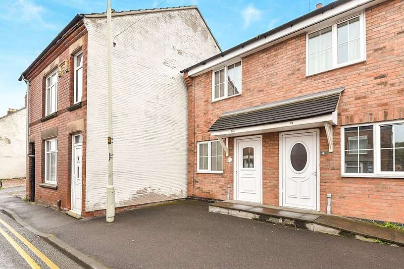 2 Bedrooms Property for sale in Silver Street, Whitwick, Coalville, LE67