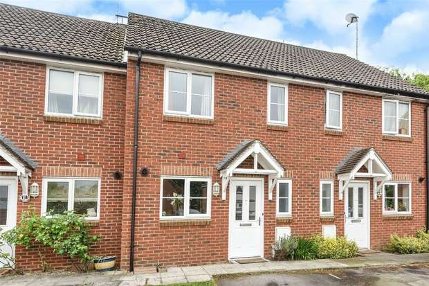 2 Bedrooms Terraced House for sale in Jersey Drive, WINNERSH, Berkshire