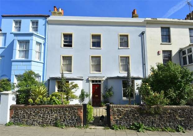 5 Bedrooms Terraced House for sale in York Street, Broadstairs, Kent