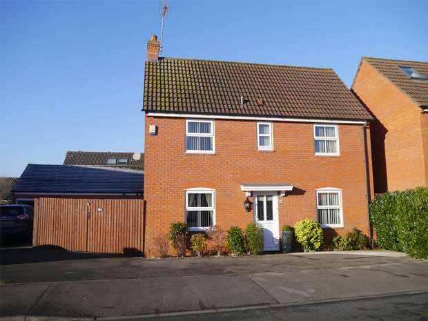 3 Bedrooms Detached House for sale in Cambrian Road, Walton Cardiff, Tewkesbury, Gloucestershire