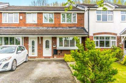 3 Bedrooms Terraced House for sale in High Ash Grove, Audenshaw, Manchester, Greater Manchester