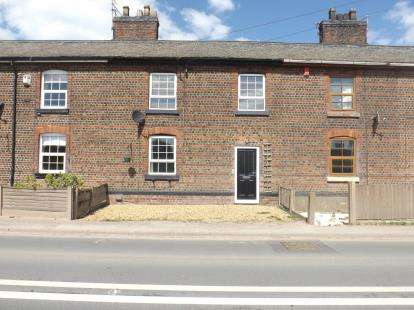 2 Bedrooms Terraced House for sale in Sunny Bank Cottages, South Lane, Widnes, Cheshire
