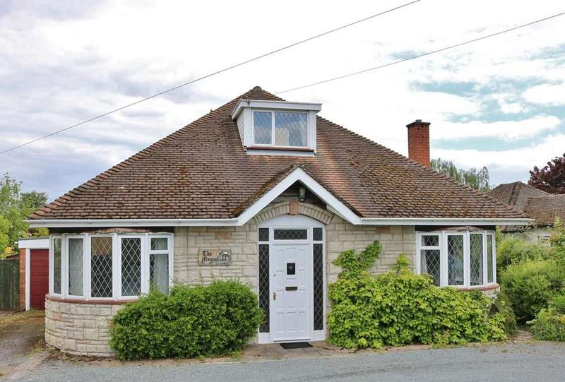 3 Bedrooms Detached Bungalow for sale in Canon Pyon Road, Hereford, HR4
