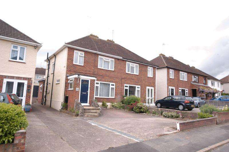3 Bedrooms Semi Detached House for sale in Wolfe Road, Barming