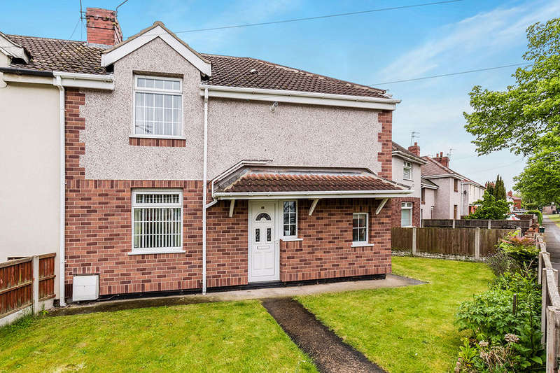 3 Bedrooms Semi Detached House for sale in Victoria Road, Bentley, Doncaster, DN5