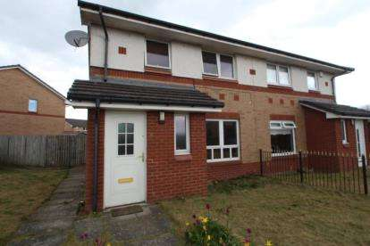 3 Bedrooms Semi Detached House for sale in Ware Road, Glasgow