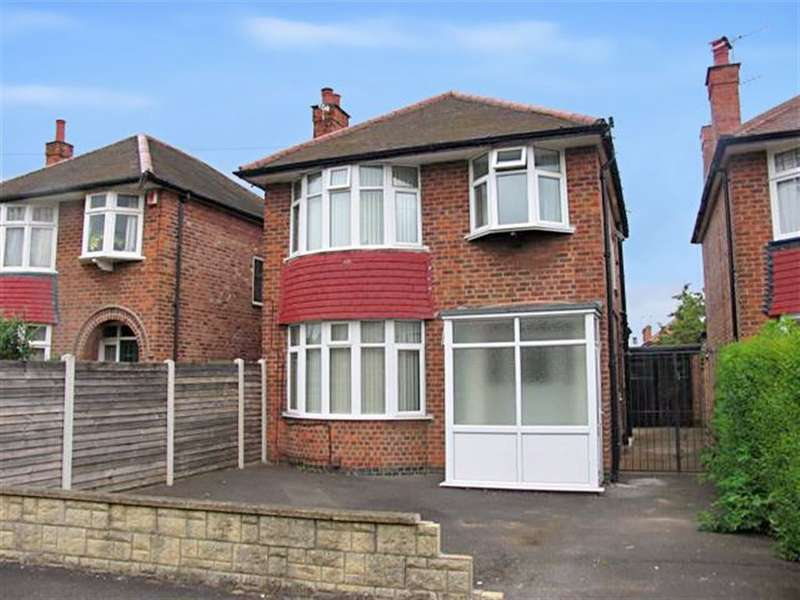 3 Bedrooms Detached House for rent in Ranelagh Grove, Wollaton, NG8 1HS