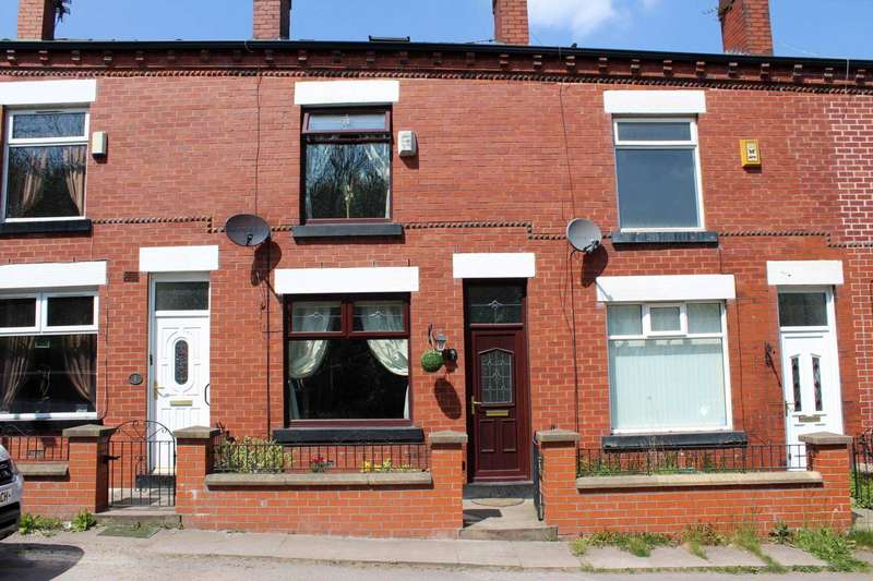 2 Bedrooms Terraced House for sale in High Bank, Tonge Fold