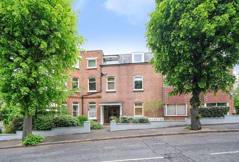 2 Bedrooms Flat for sale in Montpelier Road, Ealing, W5