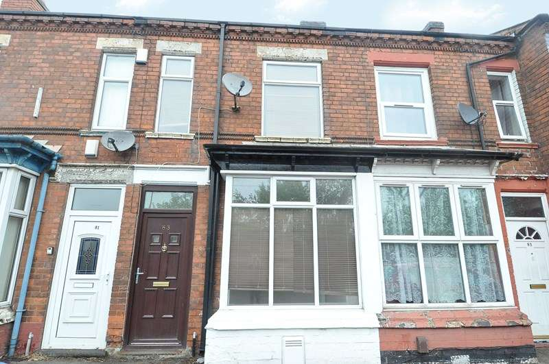 2 Bedrooms Terraced House for sale in Dogpool Lane,, Stirchley, Birmingham