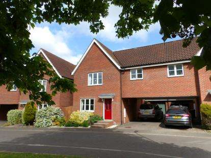3 Bedrooms Link Detached House for sale in Norwich, Norfolk