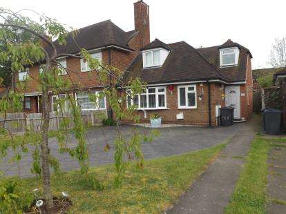 3 Bedrooms Bungalow for sale in Brownfield Road, Shard End, Birmingham, West Midlands