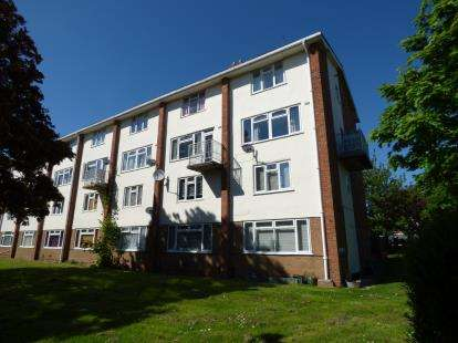2 Bedrooms Flat for sale in Crown Way, Leamington Spa, Warwickshire