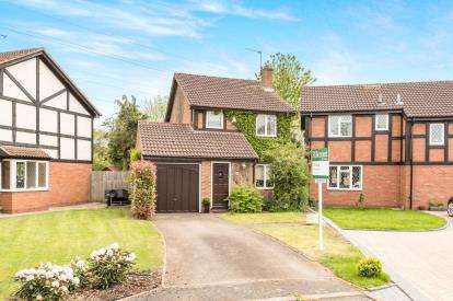 3 Bedrooms Detached House for sale in Cleeves Avenue, Warwick