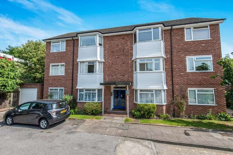 2 Bedrooms Flat for sale in Oak Hill, Surbiton