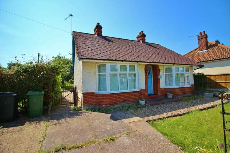 2 Bedrooms Detached Bungalow for sale in Norwich Road, Norwich