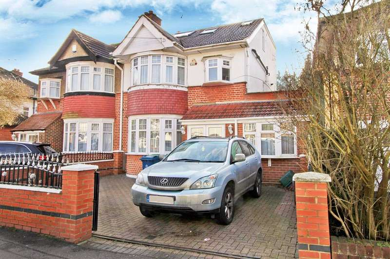 7 Bedrooms Semi Detached House for sale in Cannonbury Avenue, Pinner