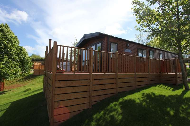 2 Bedrooms Mobile Home for sale in The Meadows, Devon Hills Holiday Village