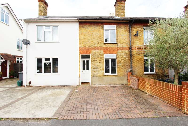2 Bedrooms Terraced House for sale in Alexandra Road, Addlestone