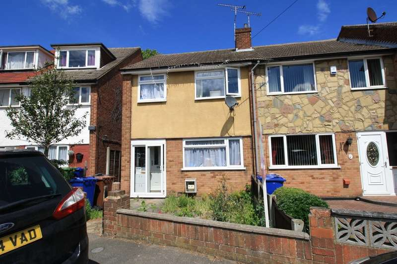 3 Bedrooms End Of Terrace House for sale in Crescent Avenue, Grays