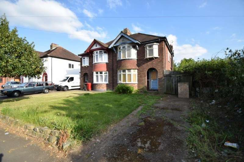 3 Bedrooms Semi Detached House for sale in Shaggy Calf Lane, Slough, SL2