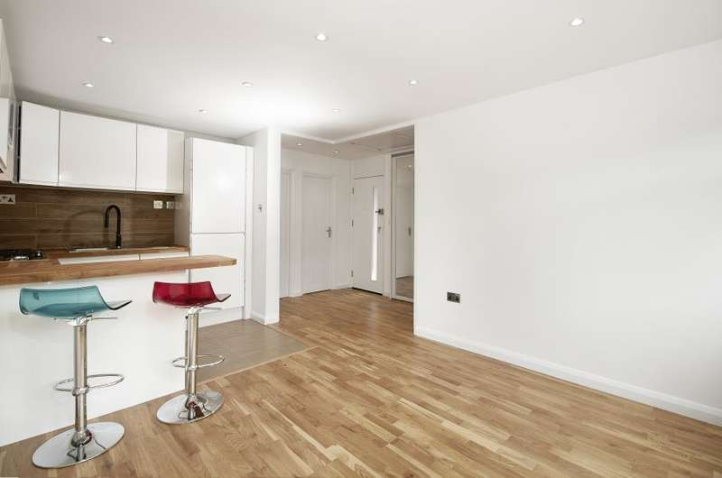 2 Bedrooms Apartment Flat for sale in Balham New Road, Balham, SW12