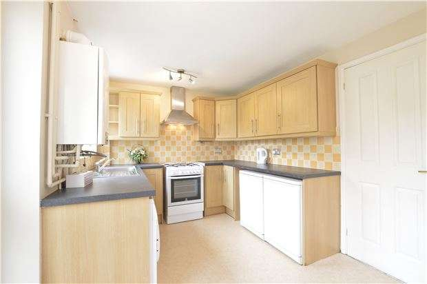 2 Bedrooms Terraced House for sale in Ferguson Place, OX14 3YF
