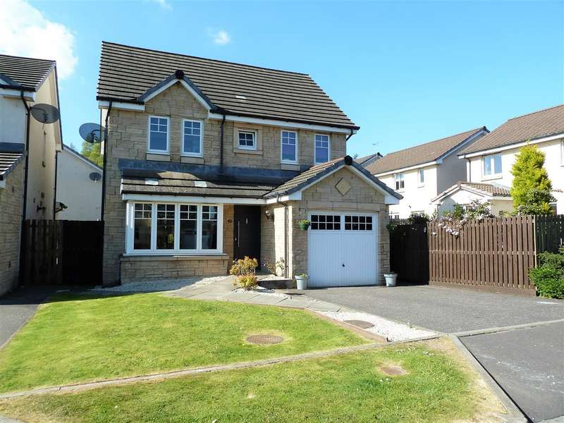 4 Bedrooms Detached House for sale in Lind Place, Dennyloanhead