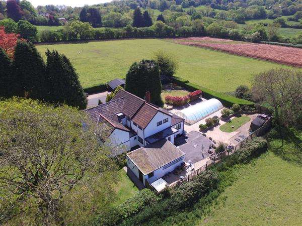 6 Bedrooms Detached House for sale in Kelvin House, Bridgwater Road, Winscombe