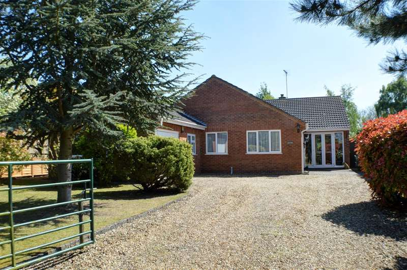 3 Bedrooms Bungalow for sale in Donington Road, Horbling