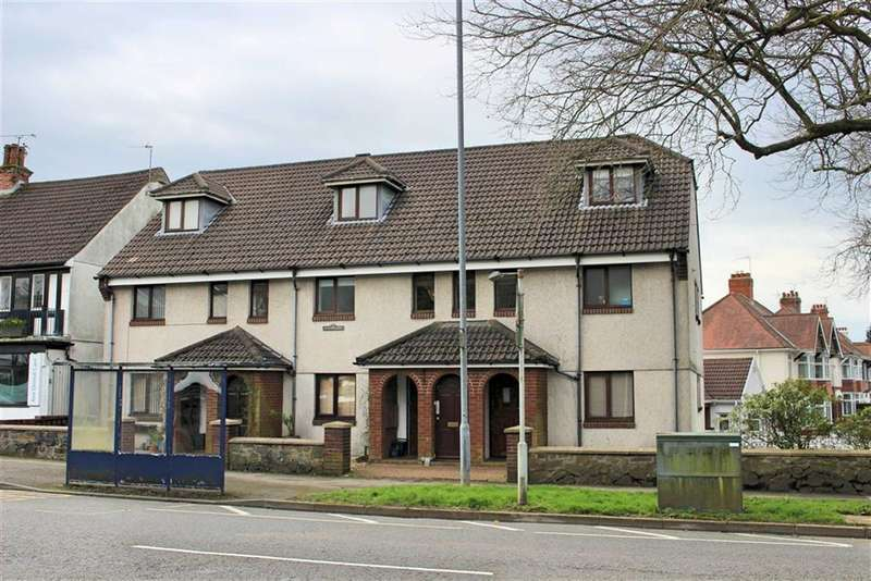 3 Bedrooms Flat for sale in Glanmor Road, Sketty