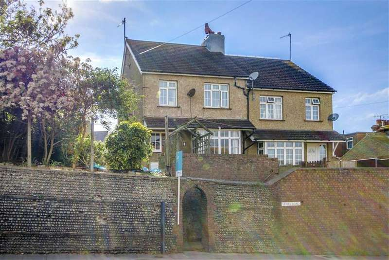 3 Bedrooms Semi Detached House for sale in Lewes Road, Newhaven