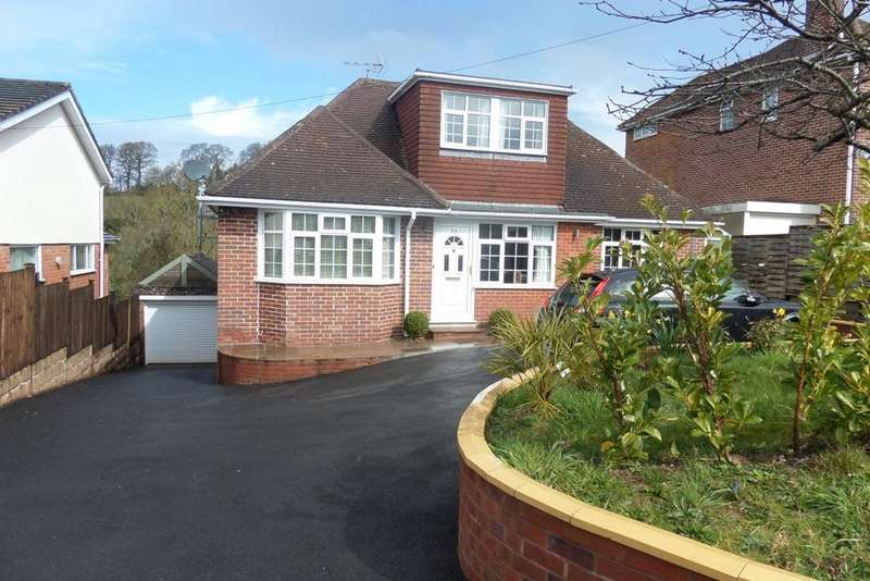 3 Bedrooms Detached House for rent in Argyll Road, Exeter