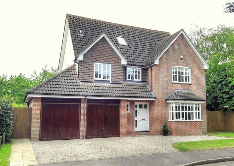 5 Bedrooms Detached House for sale in The Rowells, Cottenham, Cambridge