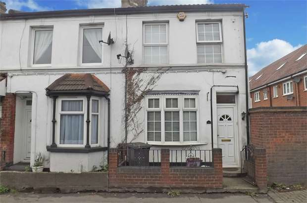 2 Bedrooms End Of Terrace House for sale in Birchwood Road, Swanley, Kent