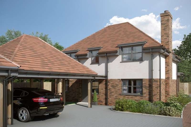 3 Bedrooms Detached House for sale in South Lane, Southbourne, Emsworth, PO10