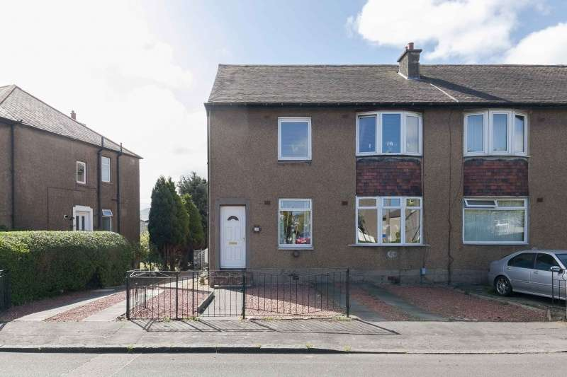 2 Bedrooms Flat for sale in Carrick Knowe Road, Carrick Knowe, Edinburgh, EH12 7BW