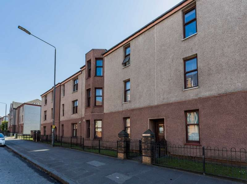 2 Bedrooms Ground Flat for sale in Dumbarton Road, Yoker, Glasgow, G14 0HU