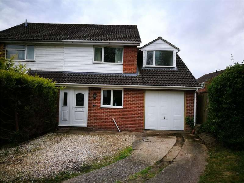 3 Bedrooms Semi Detached House for sale in Mersey Way, Thatcham, Berkshire, RG18